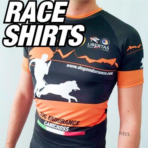 RACE SHIRT CANICROSS