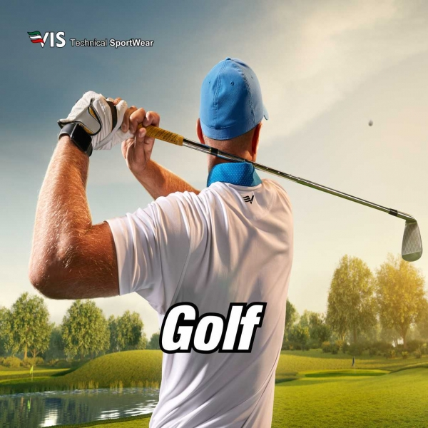 Custom Sports Clothing for Golf