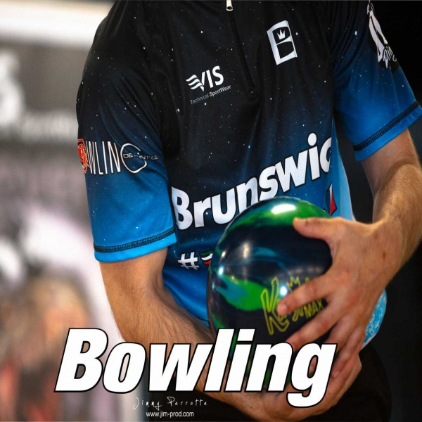 Ropa deportiva personalizada por Bowling