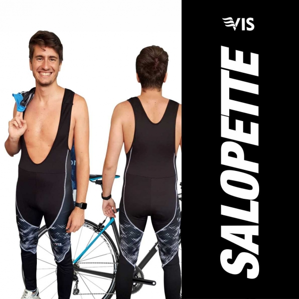Design your cycling bib shorts according to your taste!
