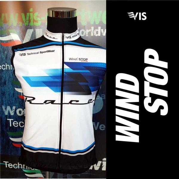 Custom windproof vest