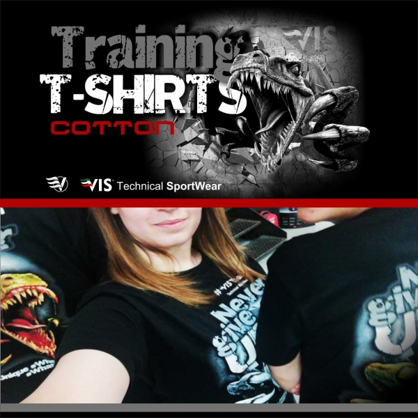 TRAINING T-SHIRTS