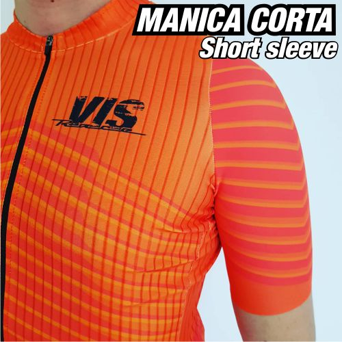 CYCLING SHIRT WITH SHORT SLEEVE