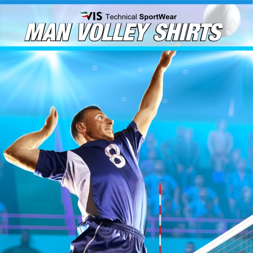 MEN'S PLAYING VOLLEYBALL SWEATERS