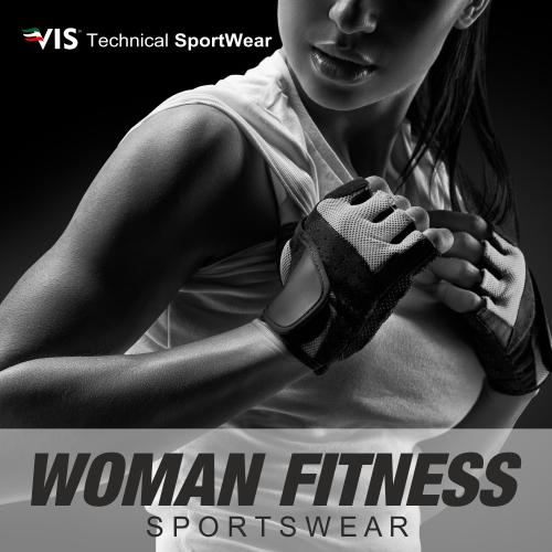 Custom women's clothing for fitness