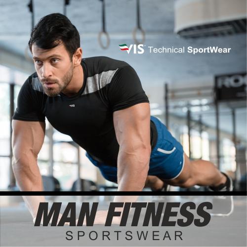 Custom men's clothing for fitness.